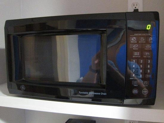 Lecanto, FL: microwave