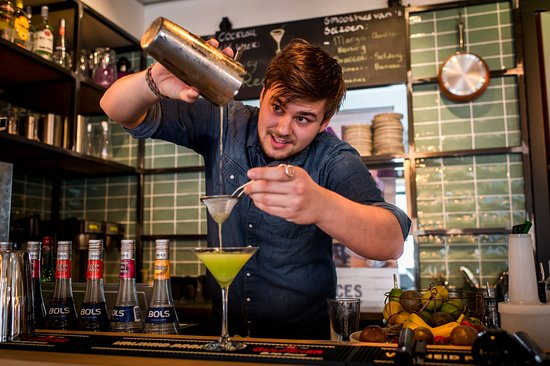 Houten, The Netherlands: Verse cocktails