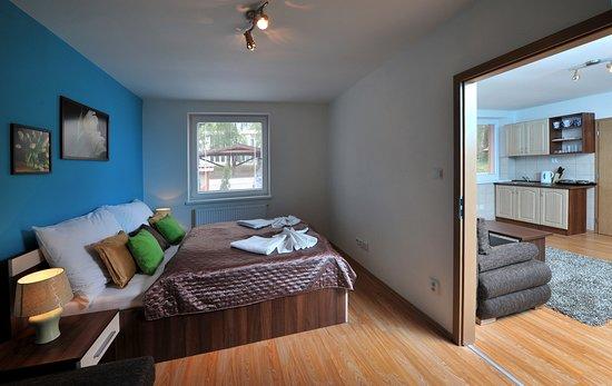 Aplend Vila Julia: Spálňa v apartmáne
