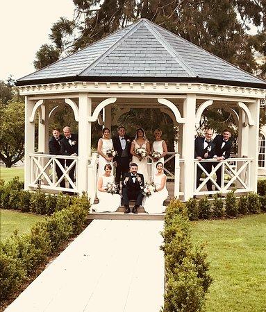 Daughters fairytale wedding