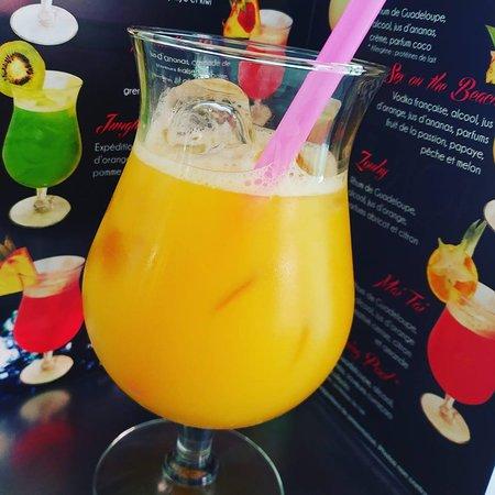 Ispagnac, Frankreich: Cocktails avec et sans alcool