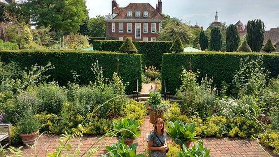 Fenton House and gardens