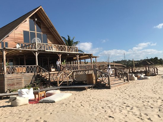 Hotel Sentidos Beach Retreat: Restaurante, piscina e zona de relaxamento com água de coco e muito mais!
