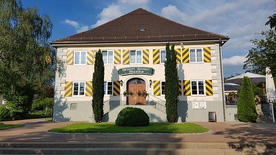 Isny im Allgaeu, Alemanha: Schloss-Gasthof Sonne