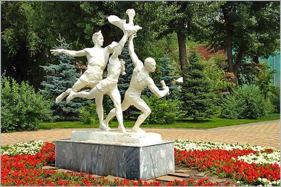 Sculpture Sport
