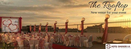 Hotel Shangri-La Kota Kinabalu: Event Venue