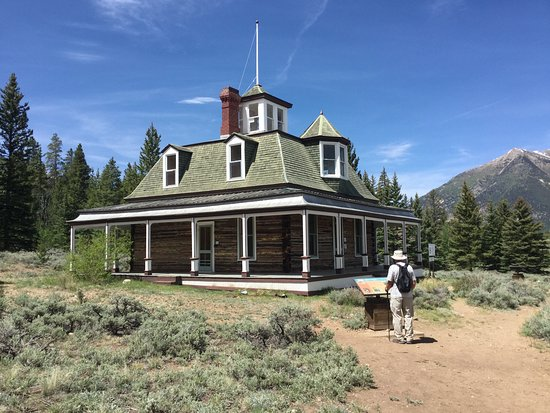 Twin Lakes, CO: The Dexter House