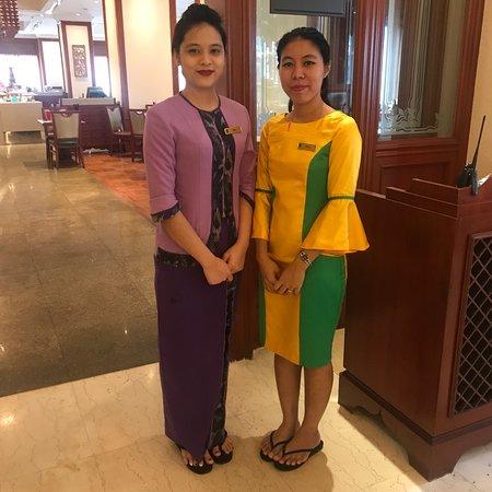 Foto de Sule Shangri-La Yangon