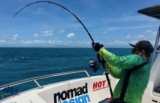 Coral Sea Sportfishing Safaris