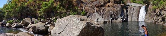 Mulanje, مالاوي: Likubula Waterfall