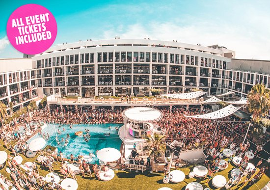 How Good Is Ibiza Rocks Review Of Hotel Sant Antoni De Portmany Tripadvisor