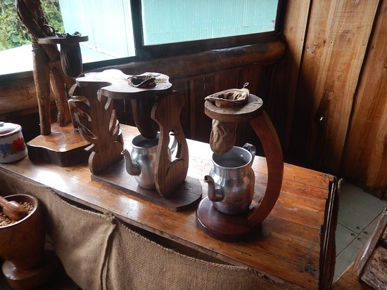 Ujarras, Costa Rica: How to brew coffee in Costa Rica