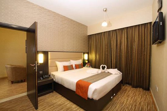 Interior - Picture of Florida Al Souq Hotel, Dubai - Tripadvisor