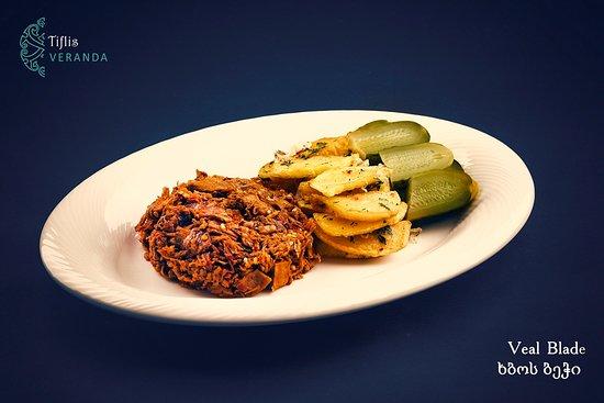 Tiflis Veranda Restaurant照片