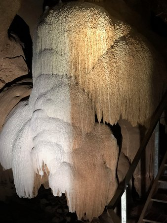 Katherine, Australia: A more attractive sight in the cave
