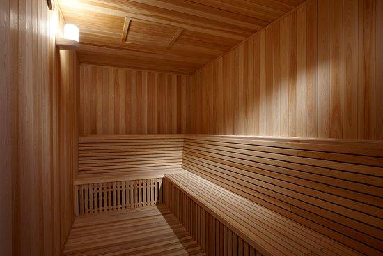 Discovery Hotel: sauna