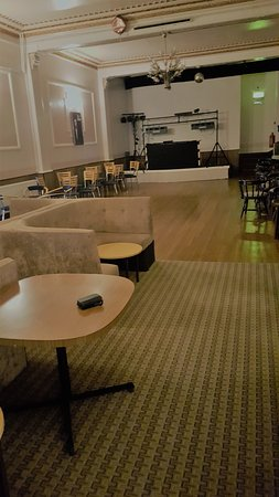 The Osborne Hotel: Ballroom
