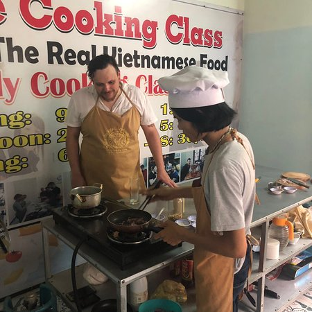 Hue Cooking Class