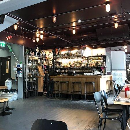 Bror Bar – Burger og taco i Trondheim