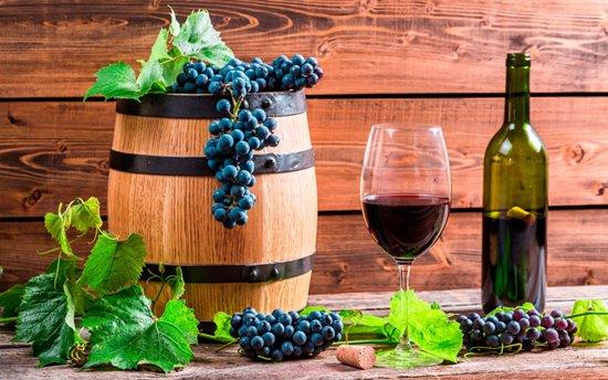 Enjoy Coffee Bar: Somontano  Viñas del Vero Roble. Vino elaborado a partir de Merlot y Cabernet Sauvignon. 13,5% V