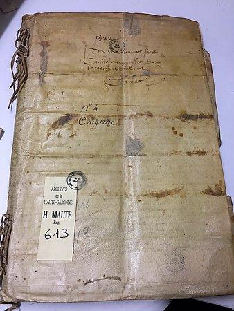 Archives Departementales de la Haute-Garonne张图片
