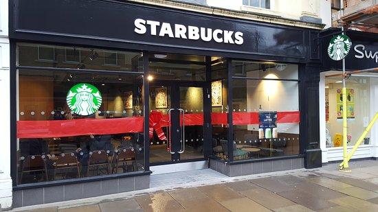 Starbucks Stratford Upon Avon Updated 2019 Restaurant