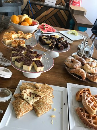 Sette: sweets and pastries