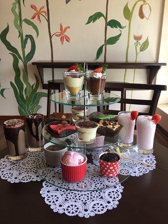 Skrumptious: Dessert O'Clock