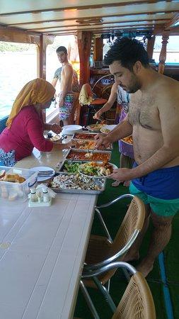 Xanthos Travel: Öğle Yemeği