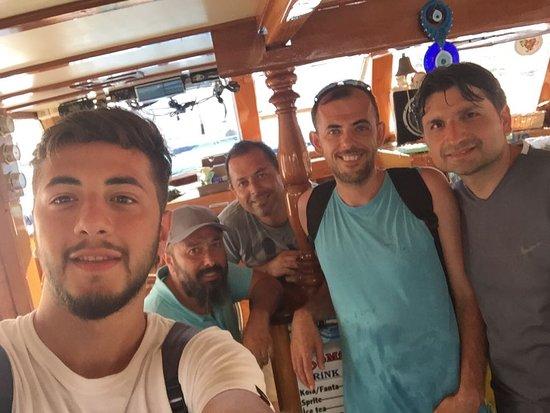 Xanthos Travel: Hasan Kaptan ve Biz