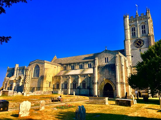 Christchurch Priory Church