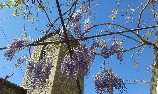 Ermitage Saint-Vincent: endroit magique et magnifique