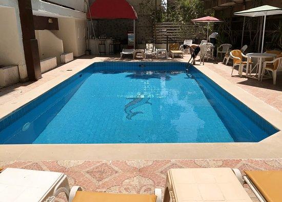 Indiana Hotel, hoteles en Giza