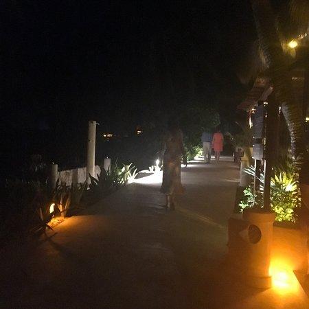 阿库马海滩度假村照片