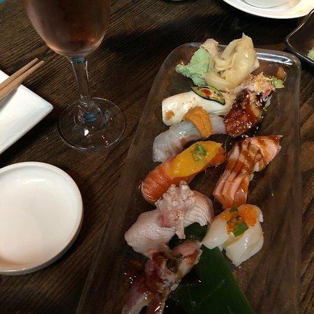 Ace Wasabi Rock-N-Roll Sushi