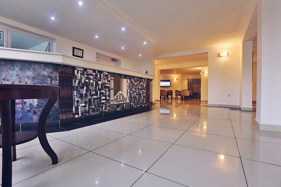 Sekondi-Takoradi, Ghana: Hillcrest Hotel Frontdesk