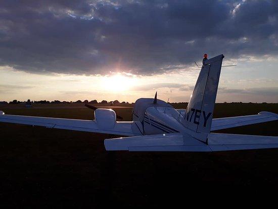 The Aviator Hotel: Sunset