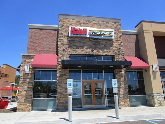 Bound Brook, NJ: The Habit Burger Grill