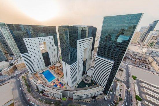 Ezdan Hotel, hoteles en Doha