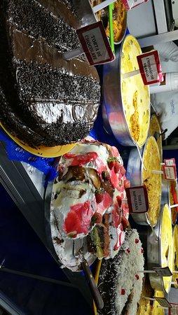 Praça de Boa Viagem: Delicias