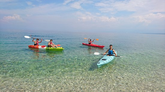 Kayak and SUP Rental Croatia