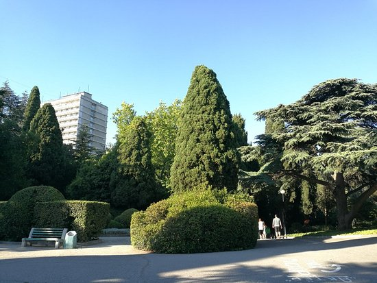 Miskhorskiy Park