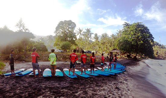 Senggigi, Indonesien: Prepare for group - Nayaka Crew