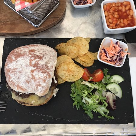 Strathyre, UK: The Broch Cafe
