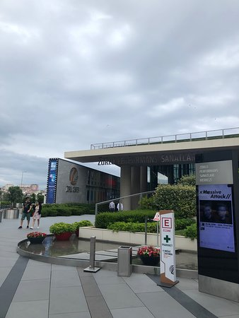 Zorlu Center照片