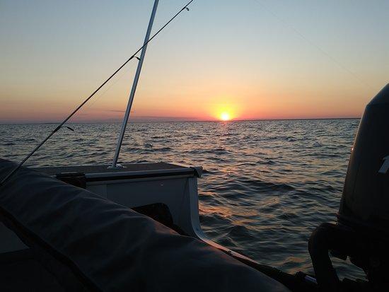 Lake Mille Lacs: Sunset