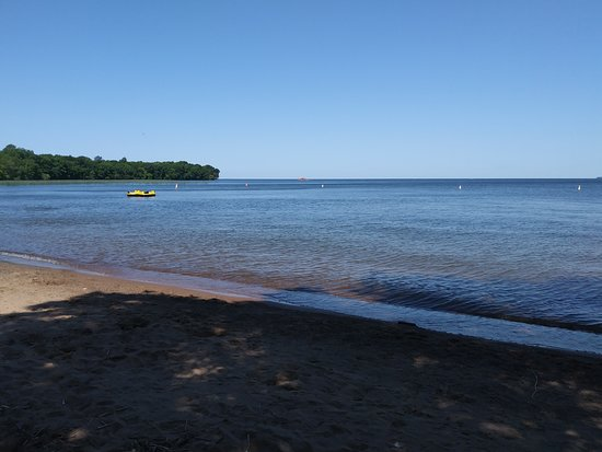 Lake Mille Lacs: Father Hennepin State Park