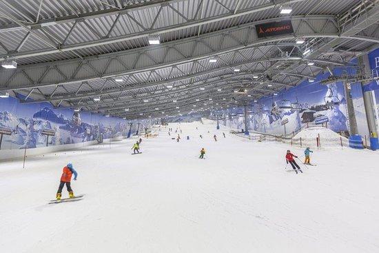 Neuss, Germany: 365 Tage Schneespaß
