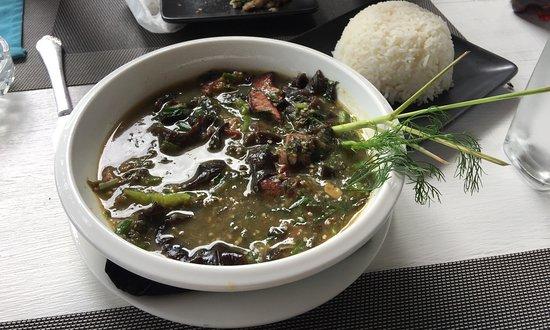 Sanctuary Nam Ngum Beach Resort: Tasty foods