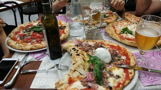 Pizzeria Spacca Napoli-bild